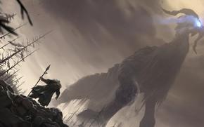 Картинка человек, Существо, Legends of Runeterra