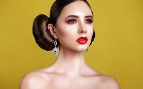 Картинка кукла, макияж, образ, ретушь, Disha Shemetova, Сергей Александров