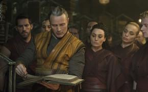 Картинка книга, кадр из фильма, Doctor Strange, Доктор Стрэндж, Кецилий