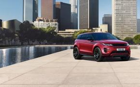 Картинка Range Rover, Evoque, HSE, 2019, Black Pack, D240, R-Dynamic