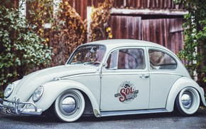 Картинка Volkswagen, Жук, Beetle, Volkswagen Beetle, Фолькваген
