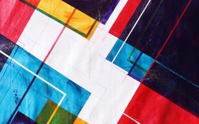 Картинка линии, узор, краски