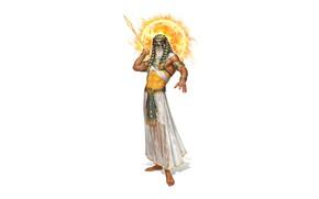Картинка Фон, Египет, Бог