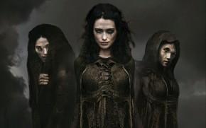 Картинка лицо, знаки, Ведьма, вгляд, колдунья