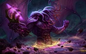 Картинка демон, Cthulhu, Smite