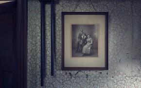 Картинка ретро, фото, стена, винтаж