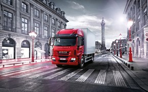 Картинка transport, iveco, delivery, eurocargo