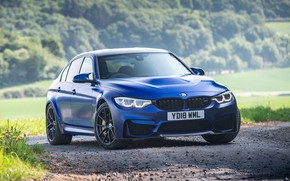 Картинка BMW, F80, M3 CS