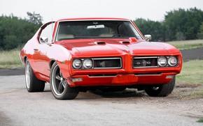 Картинка Coupe, Pontiac, GTO, Vehicle