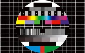 Картинка test, television, tv signal