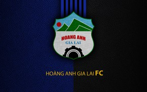 Картинка wallpaper, sport, logo, football, Hoang Anh Gia Lai