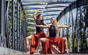 Картинка девушки, танец, Marie, Elisa