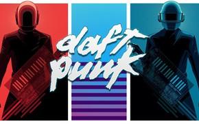 Картинка Музыка, Фон, Daft Punk, Thomas Bangalter, Дафт Панк, Маски, Craig Drake, Guy Manuel de Homem …