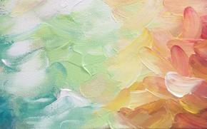 Картинка перья, картина маслом, мазки, текстура, 卜lanka