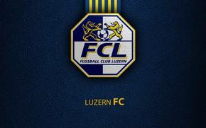 Картинка wallpaper, sport, logo, football, Luzern