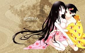 Картинка грудь, девушки, Sayonara Zetsubou Sensei, Прощай безрадостный сенсей