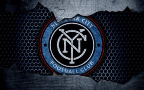 Картинка wallpaper, sport, logo, New York City, football