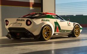 Картинка Stratos, Rally Car, Спортивный автомобиль