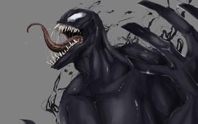 Картинка Веном, Venom, by wolf fram