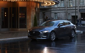 Картинка Mazda, Mazda 3, 2020