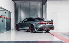 Картинка Audi, ABT, RS 7, пятидверный, 2020, RS7 Sportback, RS7-R