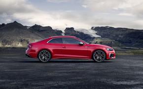 Картинка Audi, TDI, вид сбоку, Coupe, Audi S5, 2020