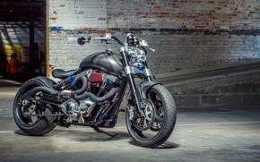 Картинка мотоцикл, байк, motorcycle, Hellcat, superbike, sportbike, Confederate f131 Hellcat, Hellcat Speedster Confederate Motorcycles