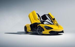 Картинка McLaren, суперкар, CGI, 720S, 2019