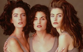 Картинка Twin Peaks, Твин Пикс, Одри Хорн, Audrey Horn, Донна Хейвард, Shelly Johnson, Donna Hayward, Шелли …