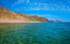 Картинка море, вода, берег