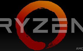 Картинка буквы, фон, логотип, AMD, тёмный, Кукуруза, Рязань, Ryzen, RYZEN, Ряженка