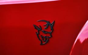 Картинка Dodge Challenger, SRT Demon, дРЕГСТЕР