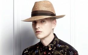 Картинка стиль, шляпа, мода