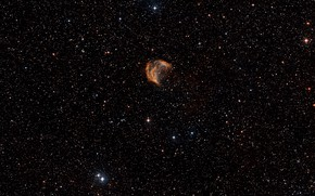 Картинка Nebula, Abell 21, The Medusa Nebula, Large planetary nebula, Sh 2-274, Sharpless 2-274, Constellation of …