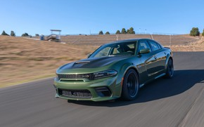 Картинка Dodge, Charger, Scat Pack