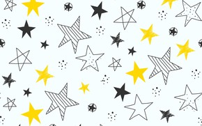 Обои звезды, фон, текстура, background, pattern, stars