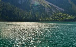 Картинка summer, austria, lake, reflection
