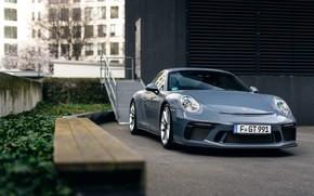 Картинка 911, Porsche, Порше, GT3, Porsche 911 GT3, Спорткар, Sportcar
