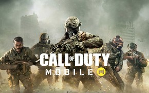 Картинка Call Of Duty, Activision, Mobile, 2019, Tencent Games, Call Of Duty: Mobile