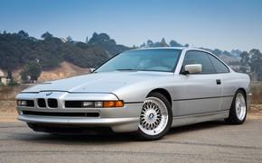 Картинка BMW, COUPE, E31, 850i, 8-Series