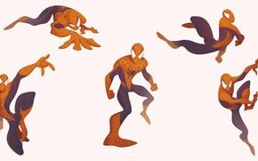 Картинка Marvel, Марвел, by Dreelrayk, Comics, Человек-паук, Костюм, Peter Parker, Питер Паркер, Дружелюбный сосед, Friendly neighbor, …