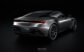 Картинка автомобиль, Купе, Aston Martin DB11, Sina Mehralinia