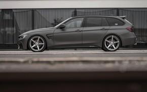 Картинка BMW, профиль, 2018, 3-series, универсал, 320d, пятидверный, F31, Z-Performance, 3er