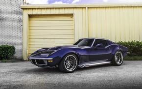 Картинка Corvette, Chevrolet, Wheels, Forgeline