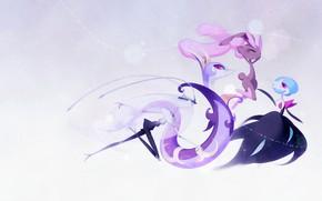 Картинка Фон, Pokemon, Покемоны