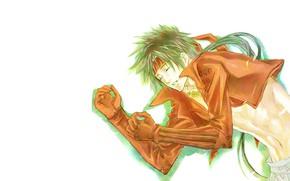 Картинка спит, парень, Sengoku Basara, Эпоха Смут