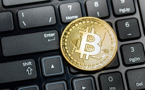 Картинка размытие, кнопки, клавиатура, word, buttons, keyboard, coin, bitcoin
