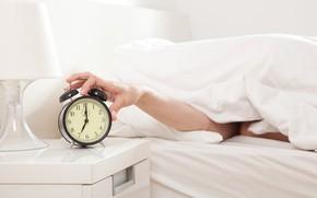 Картинка early, hand, wake up, alarm
