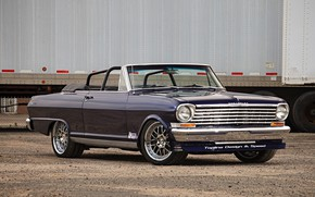 Картинка Chevrolet, Car, Nova, Convertible, Chevy SS
