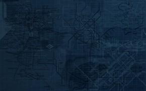 Картинка линии, ветки, метро, карта, схема